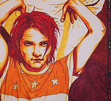 Gerard Way by Allie M