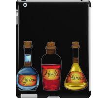 Lyrium Health Stamina Potions iPad Case/Skin