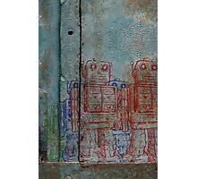 Robot Army Photographic Print