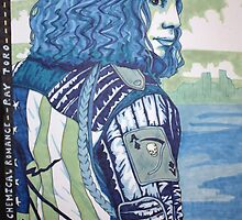 Ray Toro by Allie M