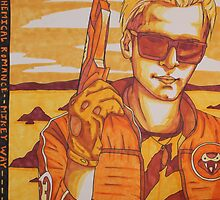 Mikey Way by Allie M