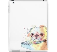 Parker the Pug iPad Case/Skin