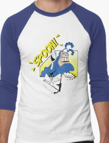 SPOON! Men's Baseball ¾ T-Shirt