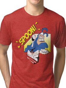 SPOON! Tri-blend T-Shirt