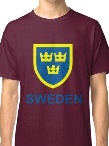 Country - Swedish Three Crowns Classic T-Shirt