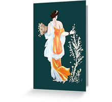 Primavera- Spring Greeting Card