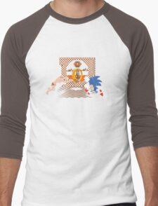 Precious Power-Up Men's Baseball ¾ T-Shirt