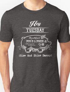 Pig in a poke Supernatural Unisex T-Shirt