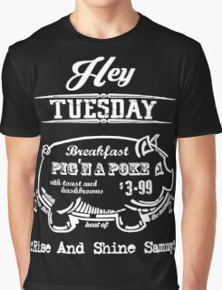 Pig in a poke Supernatural Graphic T-Shirt