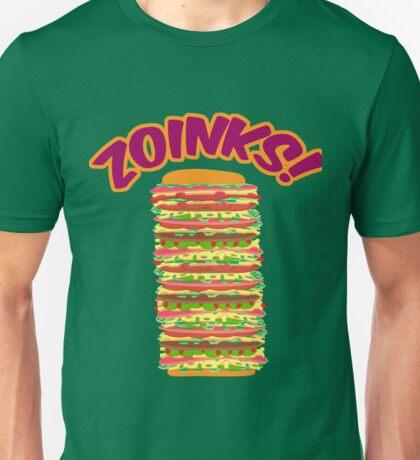 Zoinks-Sandwich Unisex T-Shirt