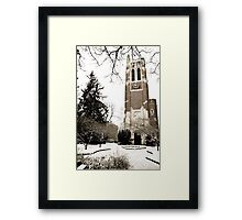 The Beaumont Tower Framed Print
