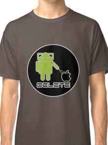 Cyberdroids - Delete Classic T-Shirt