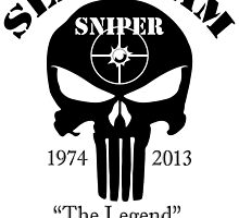 American Sniper - The Legend by timur139