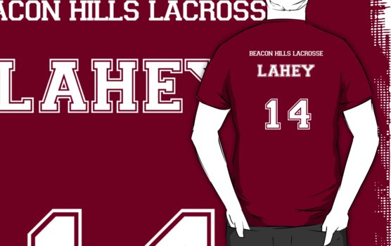 Beacon Hills Lahey - White by CaptainFlowers5