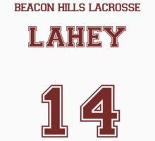 Beacon Hills Lahey - Red by CaptainFlowers5