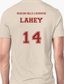 Beacon Hills Lahey - Red T-Shirt