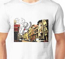 Monster Movie Cliché  Unisex T-Shirt