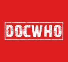 DOCWHO One Piece - Short Sleeve
