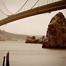 Golden Gate Bridge by camfischer