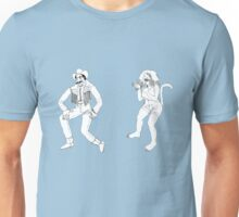 Los Coulters dancers stickers T-Shirt