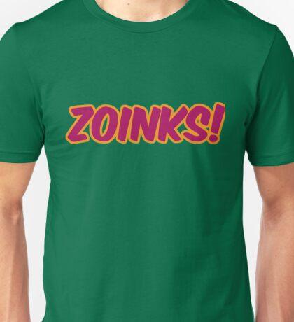 Zoinks Unisex T-Shirt