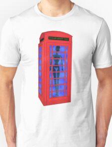 red box red cross T-Shirt