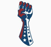 USA Fist T-Shirt