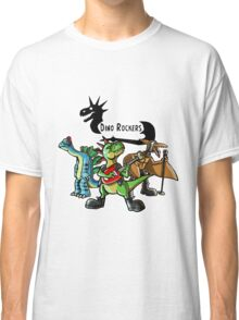 Dino Rockers Band Classic T-Shirt