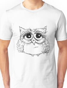 Owl number 15 Unisex T-Shirt