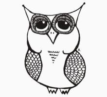 Owl number 17 by annieclayton