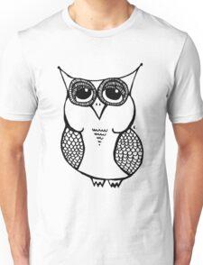 Owl number 17 Unisex T-Shirt