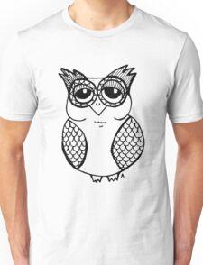 Owl number 18 Unisex T-Shirt