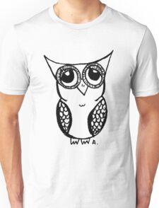 Owl number 20. Unisex T-Shirt