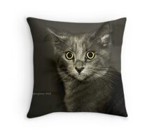 Did you see that? Throw Pillow