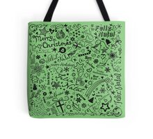 Merry Christmas - Multiple Languages Tote Bag