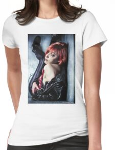 In the box Womens Fitted T-Shirt