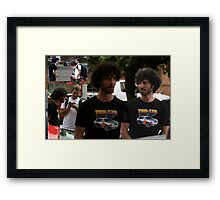 Moog of Mighty Car Mods.  According to wikipedia............ Framed Print