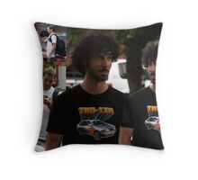 Moog of Mighty Car Mods.  According to wikipedia............ Throw Pillow