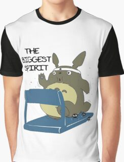 The BIGGEST Spirit Graphic T-Shirt