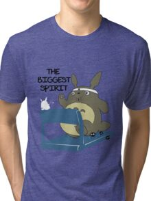 The BIGGEST Spirit Tri-blend T-Shirt