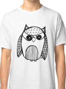 Owl number 14 Classic T-Shirt