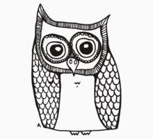 Owl number 10 Kids Tee