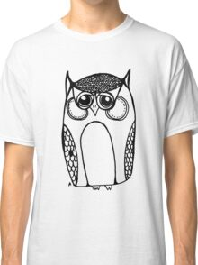 Owl number 9 Classic T-Shirt