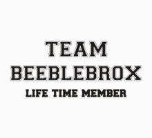 Team BEEBLEBROX, life time member by stacigg