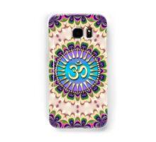 New Age Energy Golden OM Phone Case Samsung Galaxy Case/Skin