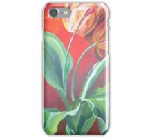Red and Yellow Tulips iPhone Case/Skin