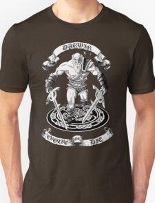EVOLVE OR DIE! Unisex T-Shirt