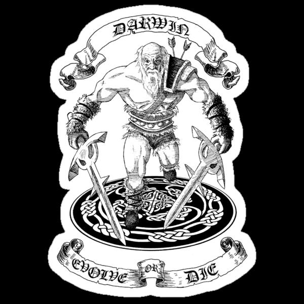 EVOLVE OR DIE! by TheRandomFactor