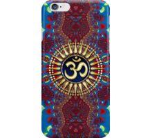 Tribal Batik Spiritual OM iPhone & iPod Case iPhone Case/Skin