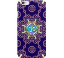 Geometric Mandala Golden OM iPhone iPod Touch Case iPhone Case/Skin